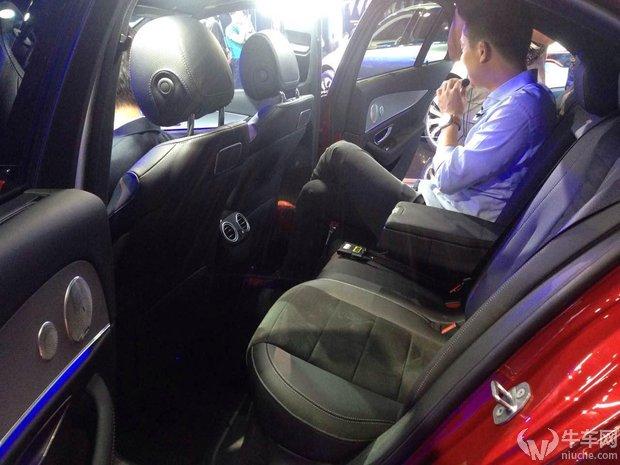 《牛仔看车展》广州车展上的奔驰E级标轴版像iPhone7一样多余