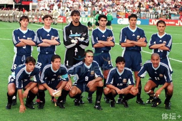 1998世界杯的阿根廷国家队