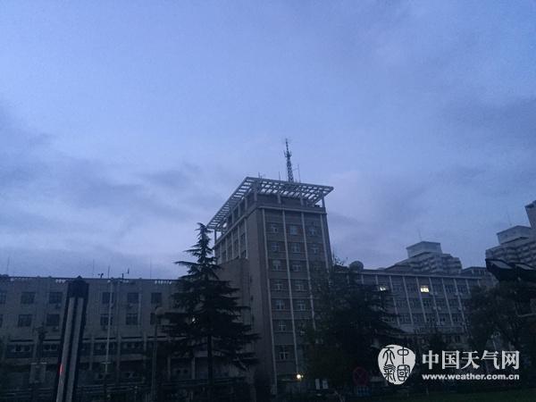 北京今夜迎小雨或雨夹雪 未来3天大雪局地暴雪