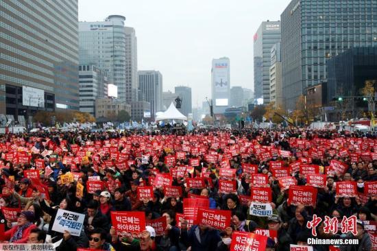 韩国检方今诉干政门涉案三人 诉状将提朴槿惠