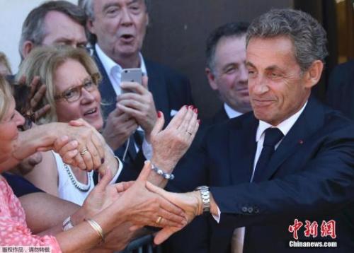 法国2017大选右派初选萨科齐被淘汰