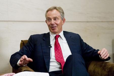 英前首相布莱尔宣布重返政坛 称保守党祸国殃民