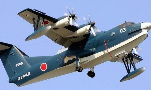"""日本US-2水上飞机恐因""""人祸""""无缘出口印度"""