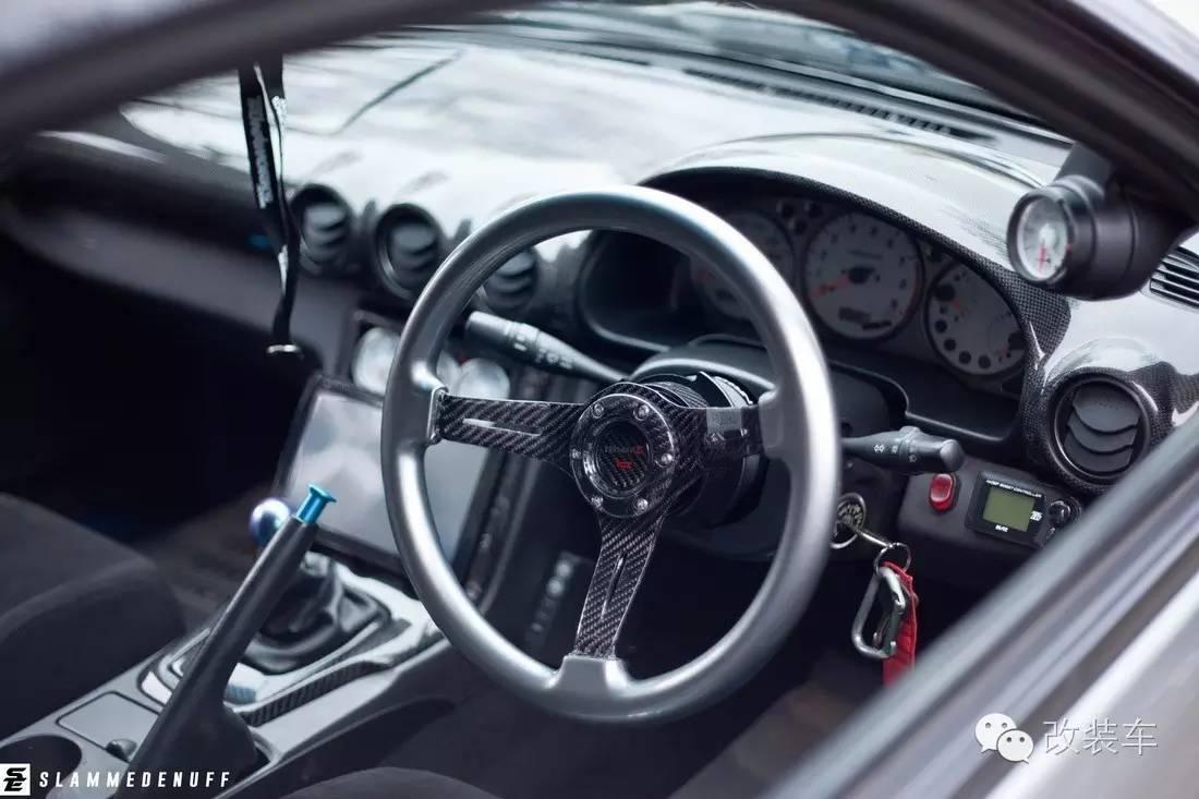 经典日系漂移车里的明星 日产S15改装案例