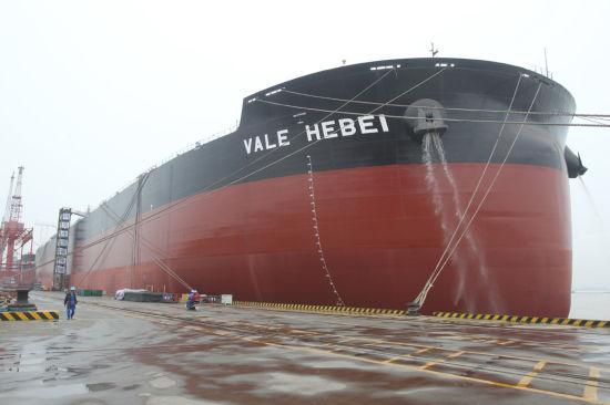 此前淡水河谷曾打造超大型的运输船舶valemax,不过这些船舶逐步转售给
