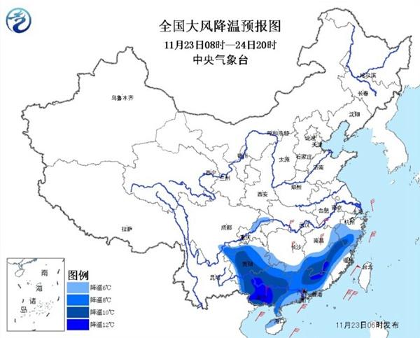 jiangwen预报图
