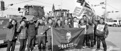 韩国三大在野党拟联手执政党推动弹劾朴槿惠
