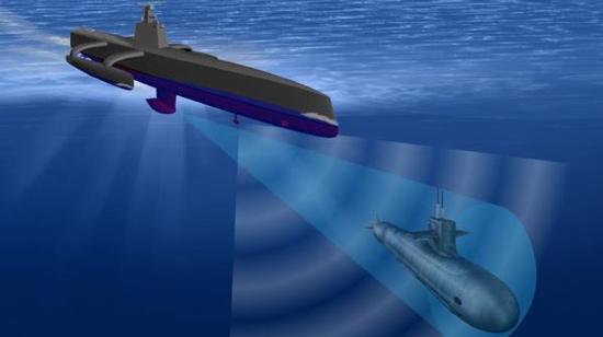 美军研制水下无人机对付中俄潜艇 巩固海底优势