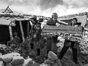 新疆阿克陶县地震1人死亡41间房屋倒塌