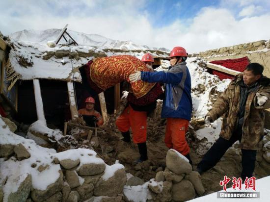新疆阿克陶地震致1.8万人受灾 直接经济损失3600余万元