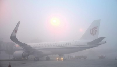成都大雾致机场2万人次滞留 14小时后才恢复