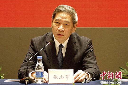 资料图:张志军中新社记者 陈小愿 摄