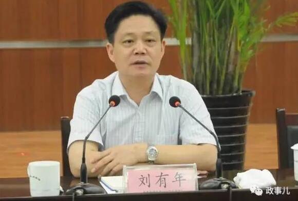 图:汉川市委书记刘有年