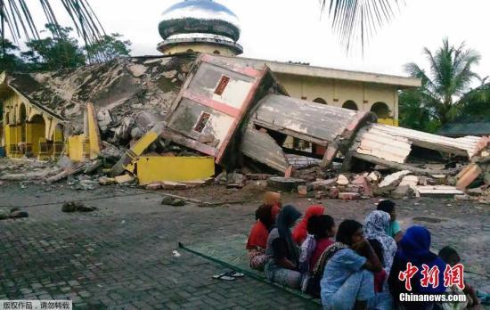 当地时间2016年12月7日,印尼苏门答腊岛附近海域(北纬5.30度,东经96.20度)发生6.5级地震,震源深度20千米。
