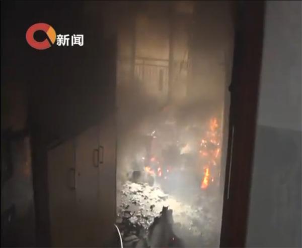 重庆进入家庭火灾高发期 周末湿冷取暖用火需谨慎