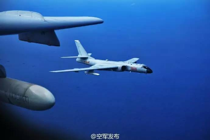 日战机发射干扰弹 专家:对方被我方咬尾处被动