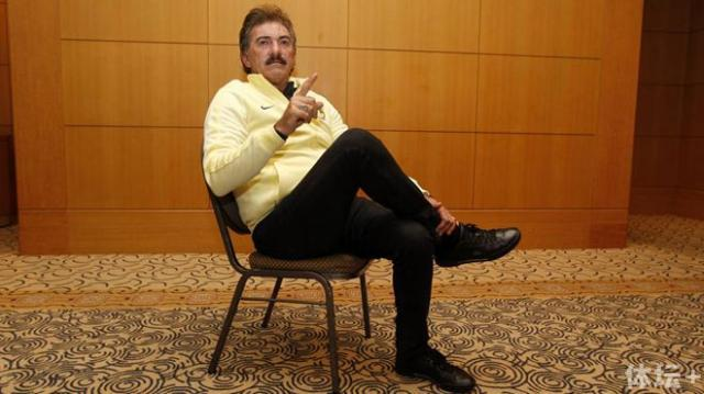 墨西哥美洲主帅拉沃尔佩