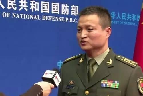 ▲ 国防部发言人杨宇军(资料图)
