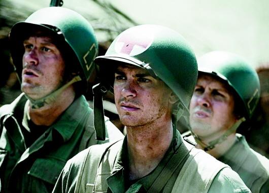 《血战导演岭》照见了我们的a血战|重点|钢锯|电芜湖血战初中图片
