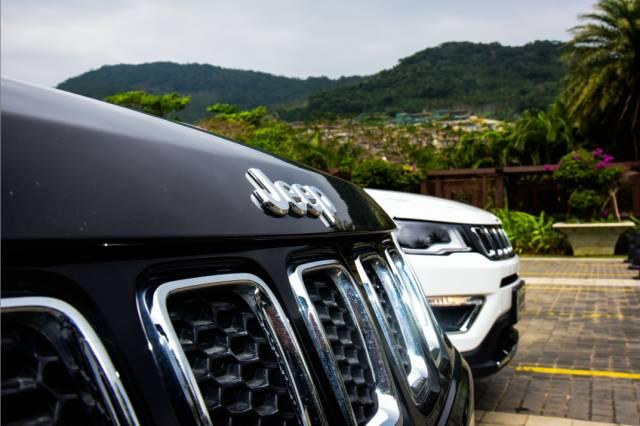 17万能买Jeep的大切,这辆SUV如何征服山路?