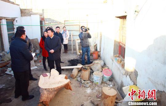 新疆且末地震致1100余人受灾 直接经济损失900万元