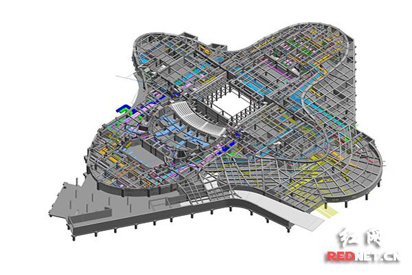 湖南举办建筑信息模型技术大赛 将建bim公共数据平台
