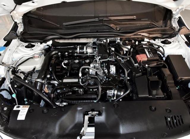 发动机小,动力比雅阁天籁的2.0l还要强