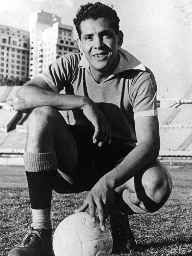 乌拉圭1950年世界杯冠军队长奥夫杜略·巴雷拉