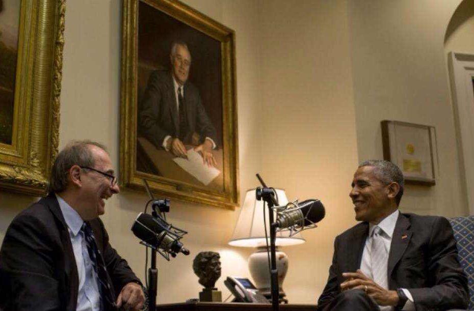 奥巴马接受CNN专访