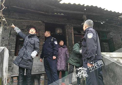 """荣昌""""12.27""""地震造成直接经济损失385.5万元 已下拨救灾资金与物资"""