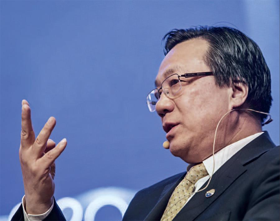 """不良资产""""盛宴""""中的AMC——专访中国长城资产董事长兼总裁张晓松"""