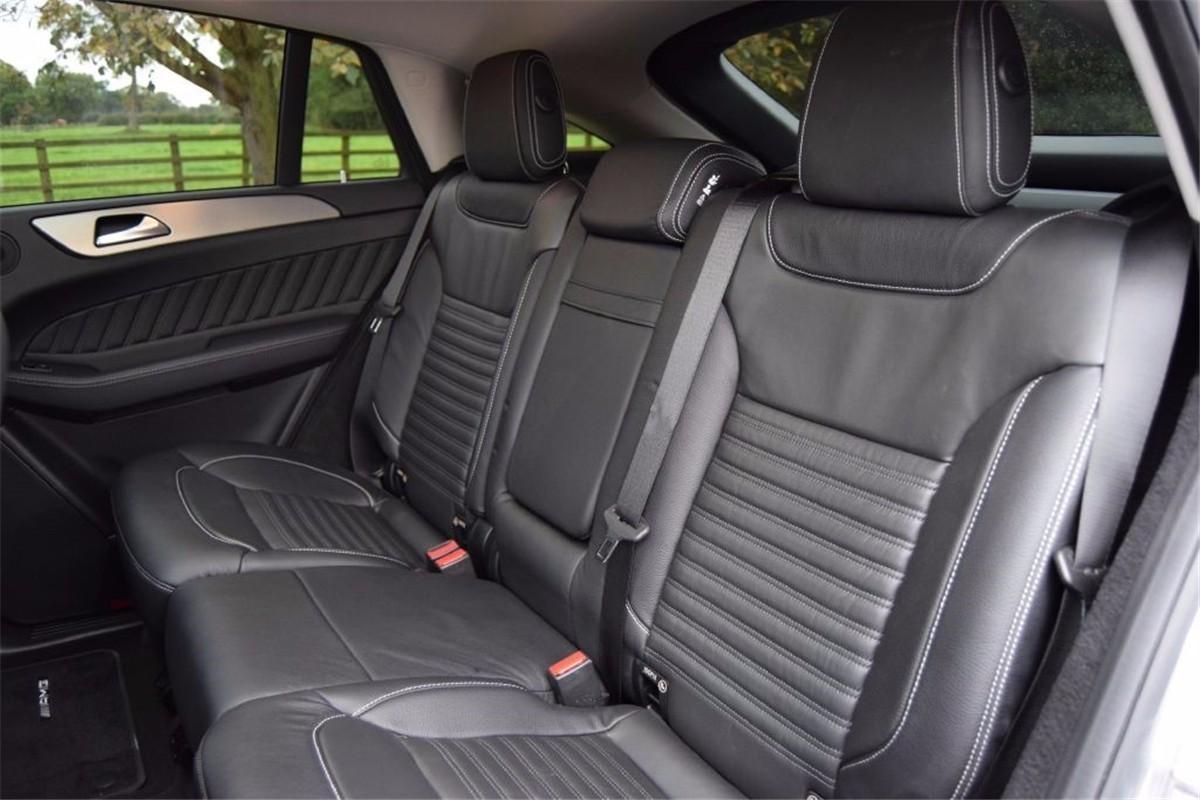 奔驰运动SUV改装宽体套件