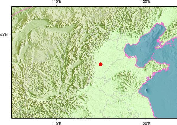 1月3日19时41分河北邢台市隆尧县发生3.1级地震