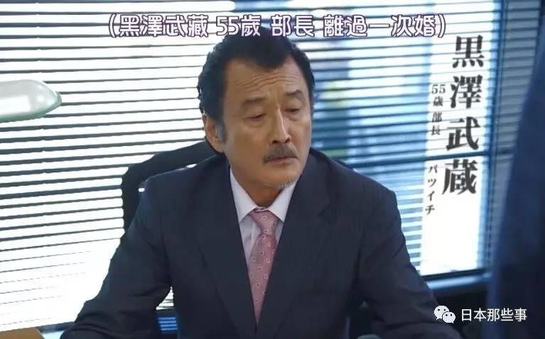 吉田钢太郎饰演男主春田公司的部长