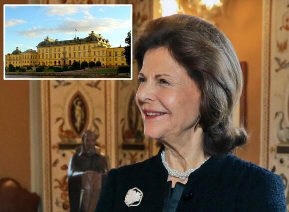 瑞典王后证实王宫闹鬼:它们很友善