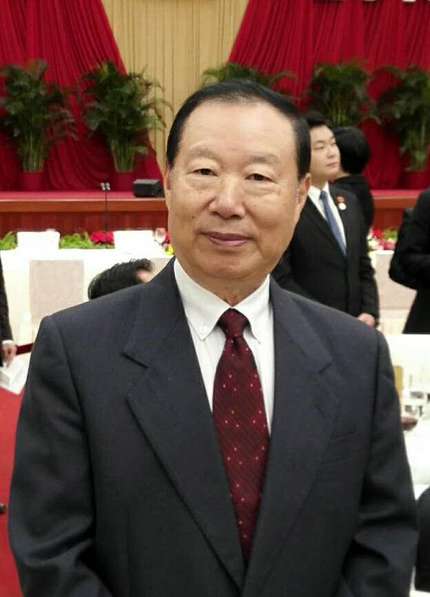 全国台湾研究会副会长、海协会原副会长王在希。