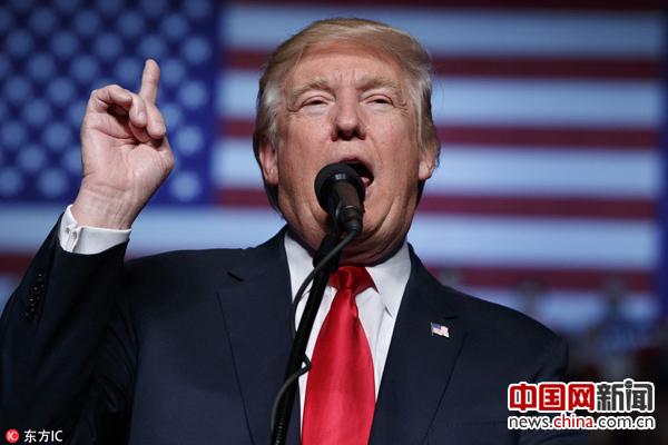 美国官员:特朗普黑材料非美国情报部门泄密