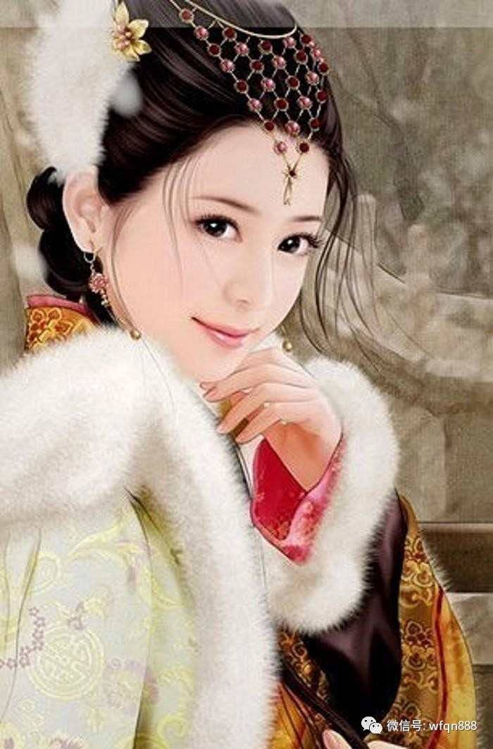古代皇帝妃子海选标准大曝光:连11岁小女孩都不放过!