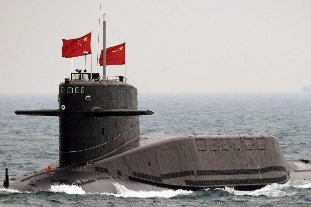 首艘装备锂电潜艇_泰国海军获得用于购买中国首艘潜艇所需资金