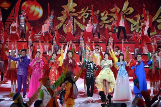 显中国气派聚北京精神--评北京电视台2017年春节联欢晚会