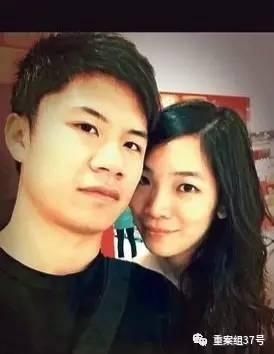 莫俊贤及疑被其杀害的空姐女友。图片来源/中新网