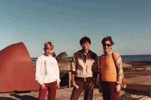 ▲1985年,Ken Morley邀请马云到澳大利亚旅行。这是马云第一次出国。