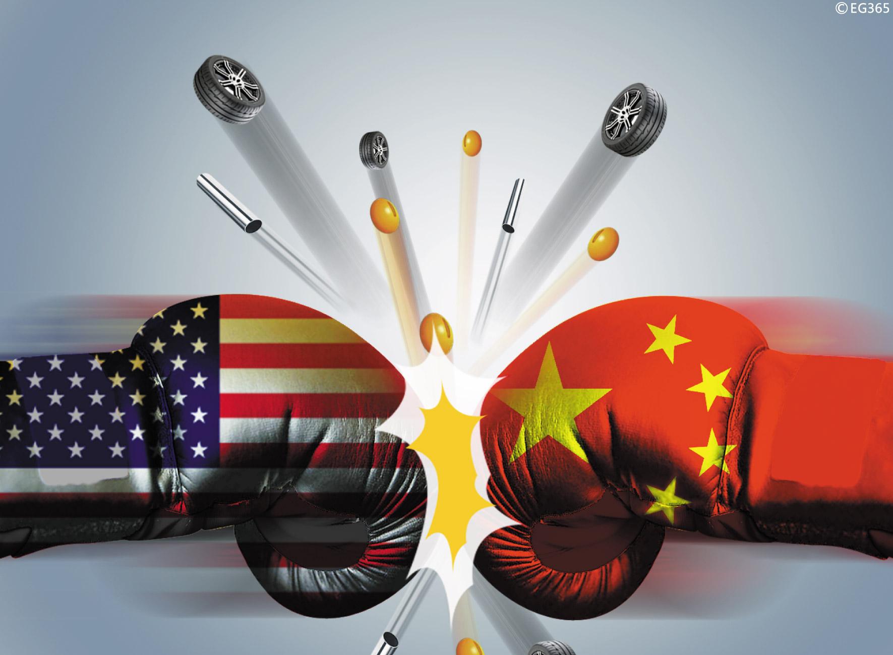 在反倾销问题上生事 美国真要和中国打贸易战