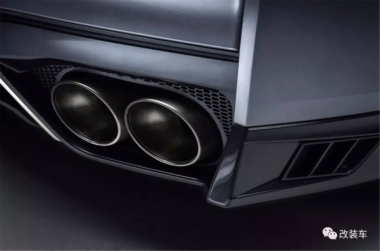 限量20台的最新款战神GT-R改装车