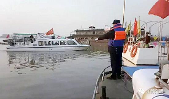 [江苏]春节期间全省未发生一般等级以上水上交通事故(图)