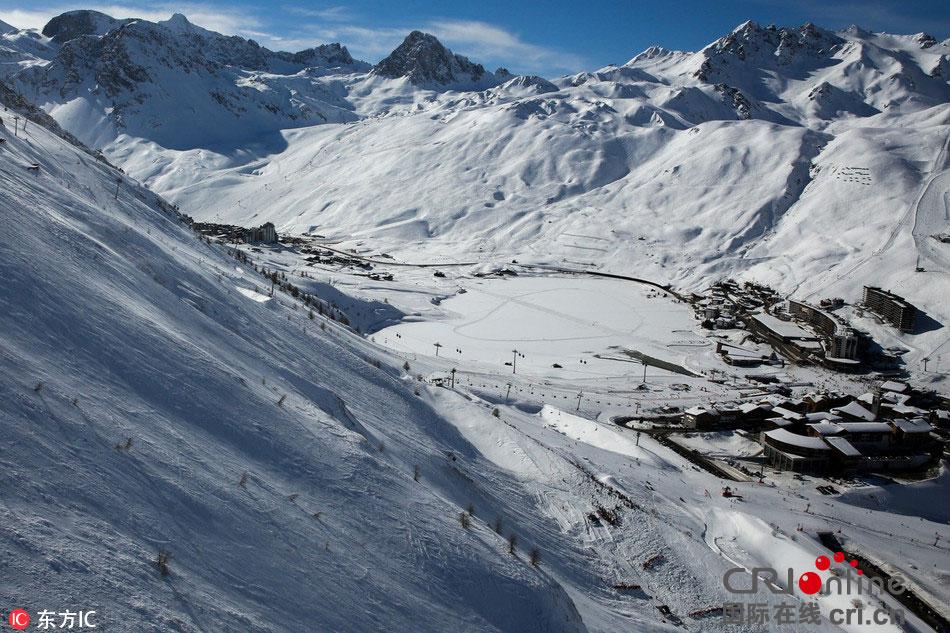 法国滑雪胜地发生雪崩 至少4人丧生