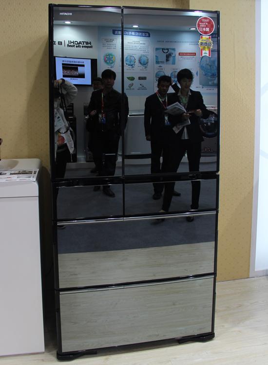 日立原装进口R-F9800XC多门冰箱