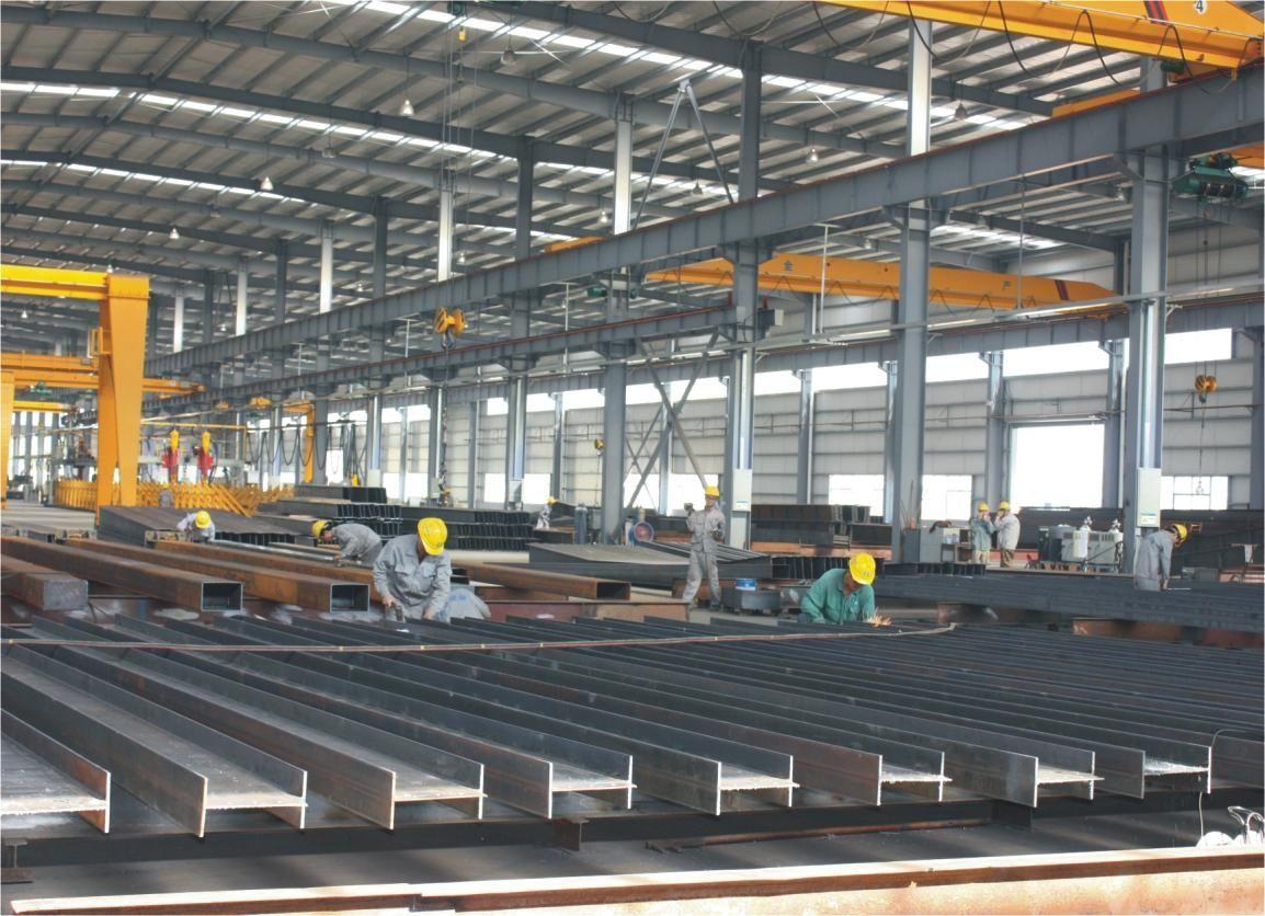 钢结构产业低端产能多 专家称应提高行业集中度