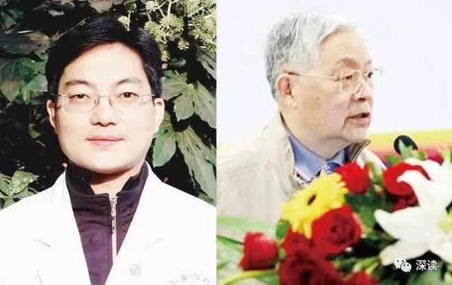 王宇澄曾是王正敏的学生与助手,但师徒最终反目 图片来源于网络