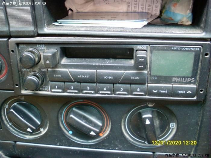 老奥迪a6收音机接线图